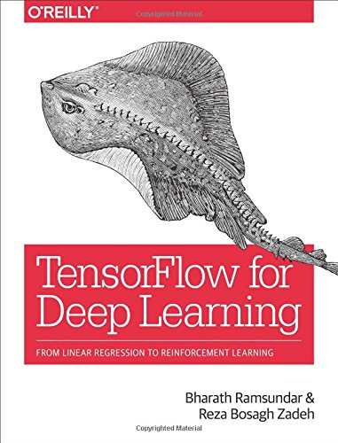 TensorFlow for Deep Learning Front Cover