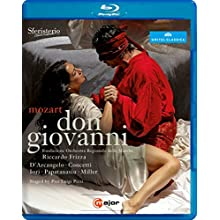 Mozart: Don Giovanni [Blu-ray] (2014)