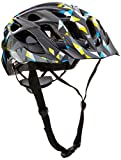 Kali Protectives Chakra Plus Bike Helmet, Shred Black, Medium/Large Review
