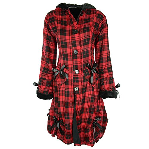 style Industries de gothique Alice Punk Ladiespoizen nouveau Mode Veste Emo EYqWZA