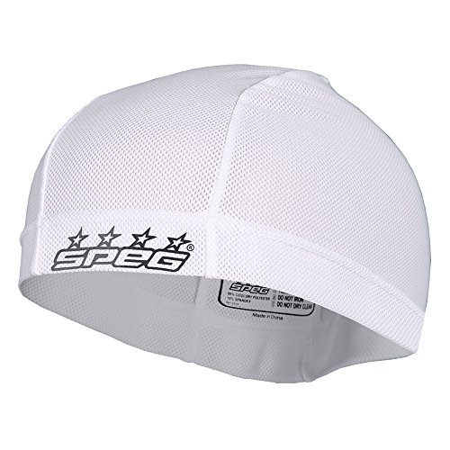 (SPEG UV-Pro Cycling Head Cooling Helmet Liner,)