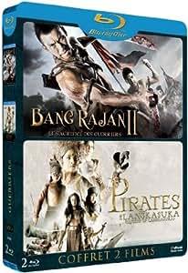 Guerriers : Bang Rajan II - Le sacrifice des guerriers + Pirates de Langkasuka [Francia] [Blu-ray]