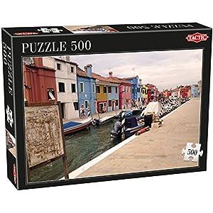 Tattica Giochi Puzzle Paesaggio 500 Pezzi