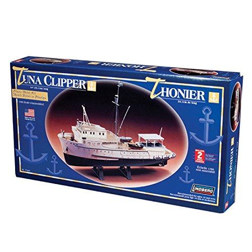 Lindberg 1/60 scale Tuna Clipper