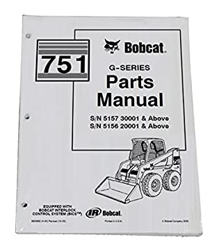 bobcat 751 skid steer parts catalog - part number # 6900982, diagnostic &  test tools - amazon canada