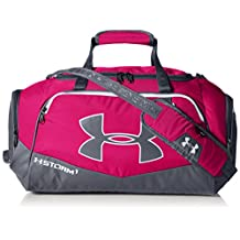Under Armour Undeniable II Duffel Bag, Tropic Pink, Small