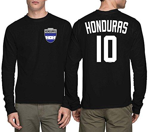 Long Sleeve Honduras Hondurian T shirt product image