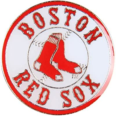 amazon com mlb boston red sox logo pin sports related pins rh amazon com Boston Red Sox Logo Stencil Boston Red Sox Logo Stencil