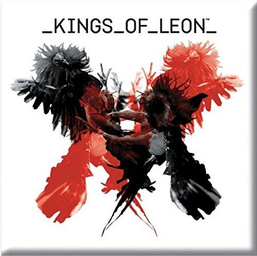 Kings Of Leon Fridge Magnet Us Album Cover Official 76Mm X 76Mm