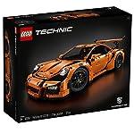 LEGO-Technic-Porsche-911-GT3-RS-2704pieza-S-Set-da-Costruzione–Gioco-di-Costruzioni-16-Anno-S-2704-Pezzo-S-Bambino-Nero-Arancione-25-cm-57-cm