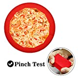 Adjustable Pie Crust Shield Silicone Pie Protectors