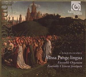 "Afficher ""Missa pange lingua"""