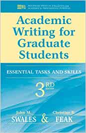 academic writing for graduate students 3rd edition answer key