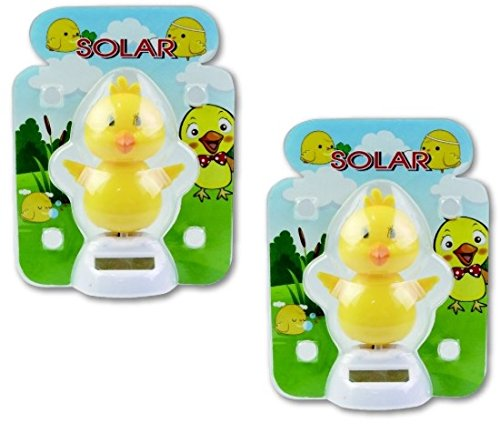 Solar Dancing Chicken Case Pack 120 , Kid ,Toy , Hobbie , Nice Gift