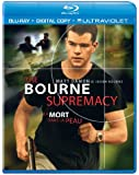 The Bourne Supremacy [Blu-ray + Digital Copy + UltraViolet] (Bilingual)