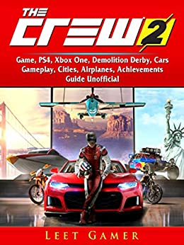 the crew 2 game ps4 xbox one demolition derby cars. Black Bedroom Furniture Sets. Home Design Ideas