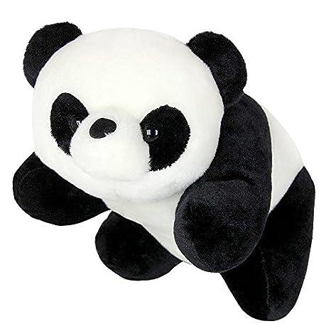 Sealive chino raros PANDA Animal de peluche Peluche Juguetes muñeca cojín de almohada Panda Kids cama regalo, 11 pulgadas: Amazon.es: Juguetes y juegos