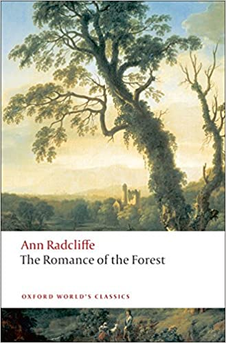 Image result for the romance of the forest book cover