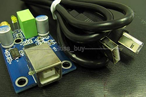DP-iot PCM2706 + TPA152 USB DAC Decoder USB to Coaxial Headphone Output USB Sound Card