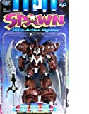 Spawn McFarlane Toys Series 9 7 Inch Tall Ultra Action Figure - Manga with Wings and 7 Inch Sword