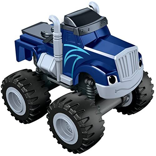 Blaze (BLC3J) Small-Scale Diecast Asst - Crusher