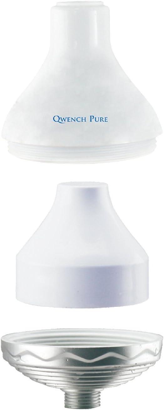 QwenchPure QP-11815 Shower Head Water Filter