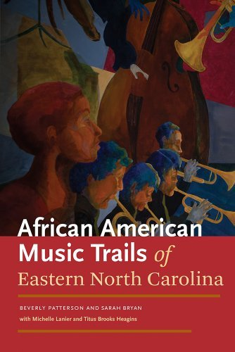 Books : The African American Music Trails of Eastern North Carolina (Paperback) - Common