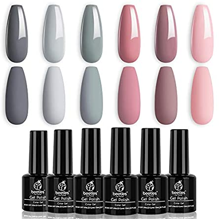 Beetles BRIDESMAID BEAUTY Classic Gel Nail Polish Set...