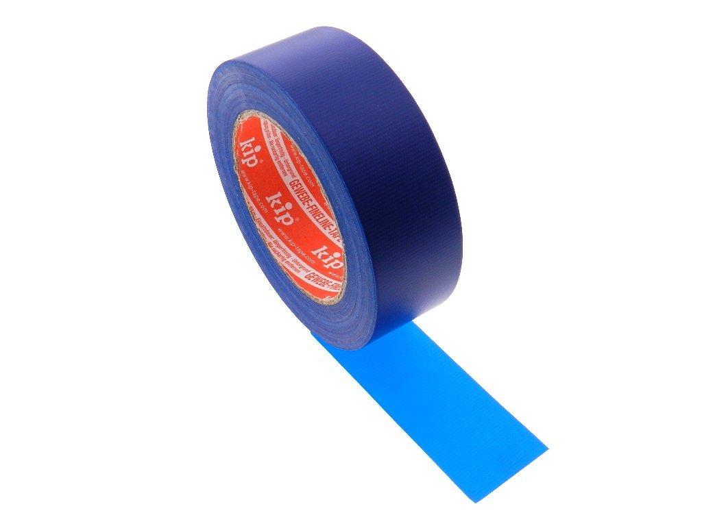 """1 1.5"""" SQUARE TEAR Kip Brand PE Masking """"Sharp Corner"""" Fine Line Razor Edge Pro Grade Blue Trim Fine Edge Painters Masking Tape 155' 55 yd"""