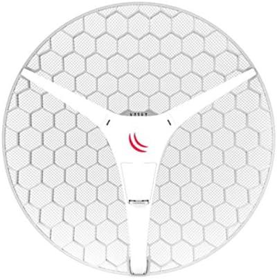 MikroTik LHG XL 5HP - RBLHG-5HPnD-XL con Antena de 27 dBi de 5 GHz, Doble Cadena inalámbrica