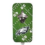 NFL Philadelphia Eagles Magnet Bottle Opener, Small, Multicolor For Sale