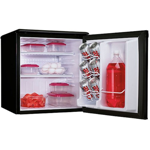 Danby DAR195BL 1.8 cu.ft. All Refrigerator -  Black