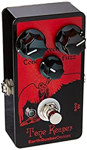 EarthQuaker Devices Tone Reaper Fuzz Guitar Distortion Effects Pedal