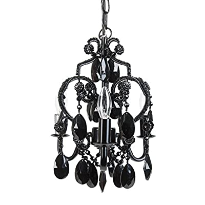 Tadpoles Three Bulb Chandelier