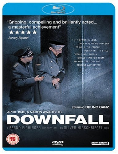 Downfall [Blu-ray] (Daniel Day Lewis Best Actor Ever)