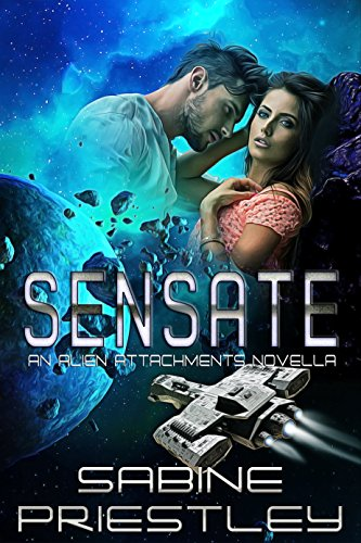 Sensate: A Stand Alone Novella in the Alien Attachments Series (Alien Attachements)
