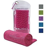 Balhvit Cooling Towel, Cool Towel for Instant Cooling...