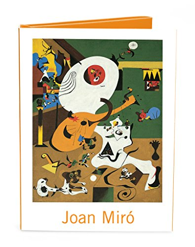 Museum Art Images Blank Greeting Note Cards JOAN MIRO, Museum of Modern Art MoMA