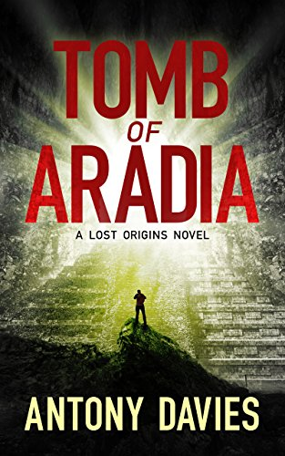 Tomb of Aradia by Antony Davies