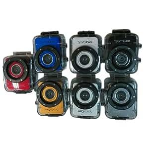 Sportscam Liquid X5, cámara sumergible 5 megapixels 1080P Naranja