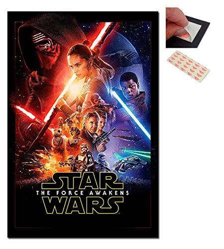 Bundle - 2 Items - Star Wars Episode 7 VII The Force Awakens