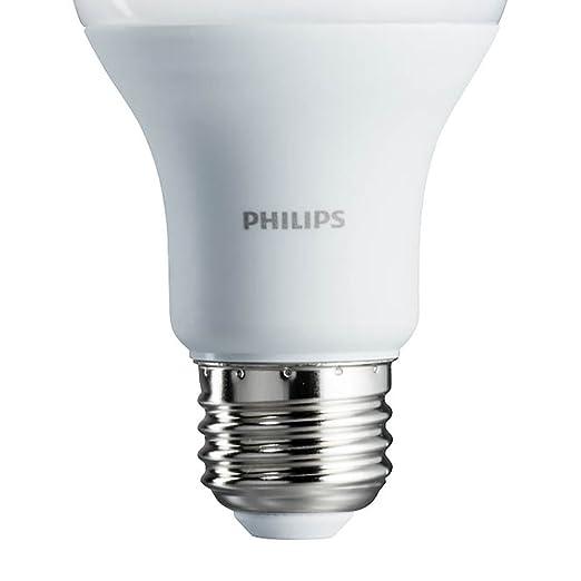 Philips 10 W A19 75 W 1000 lm Luz LED Bombilla, 12 unidades