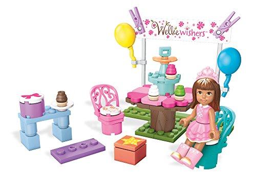 Mega Construx Welliewishers Garden Party Building Set (73 Piece)