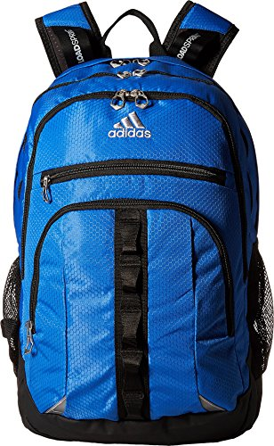 adidas Prime III Backpack, Blue/Black, One Size (3 Backpack)