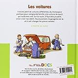 Image de Mes P'tits Docs: Les Voitures (French Edition)