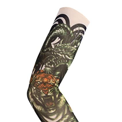 Brazalete deportivo brazo protector solar guantes manga delgada ...