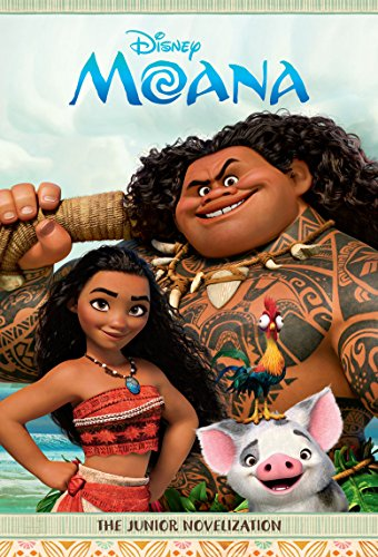Moana Junior Novel (Disney Junior Novel (ebook))