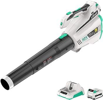 LiTHELi 480 CFM Handheld Leaf Blower