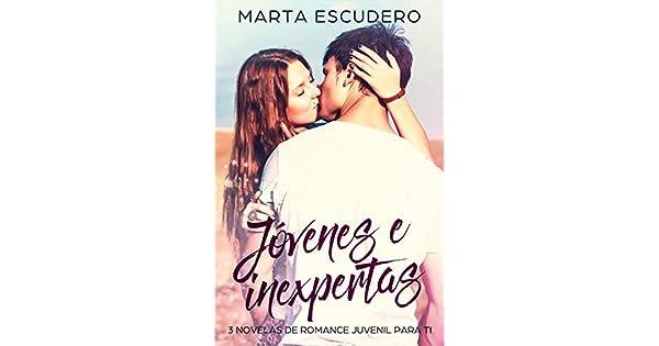 Amazon.com: Jóvenes e Inexpertas: 3 Novelas de Romance ...