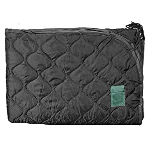 Fox Outdoor Products Poncho Liner, Black